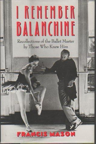 I Remember Balanchine
