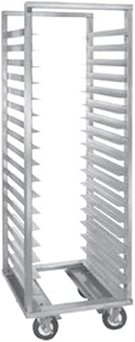 Cres Cor Roll-In Refrigerator Rack, 11 Pan Capacity