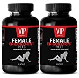 Best Female Sex Enhancers - Horny Goat Weed Extract with Maca Root Libido Review