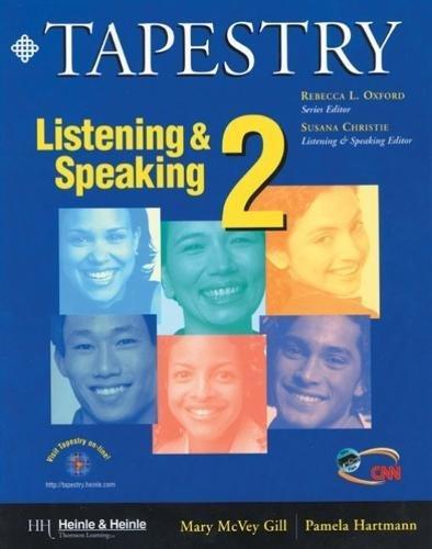 Tapestry Listening & Speaking 2