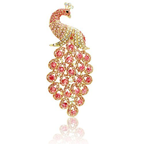 Diy Bling Phone - 1 pc Pink Peacock  Mirror Cabochon for DIY Bling Mobile Phone Case Decoration