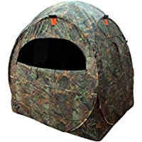 Leader Accessories Spring Steel Doghouse Hunting Blinds,...