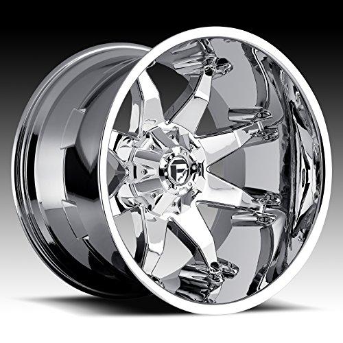 20x12 chrome wheels - 7