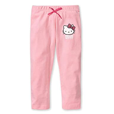 13edc29a5b6f5 Hello Kitty Slim Fit Leggings Pant For Girls: Amazon.ae