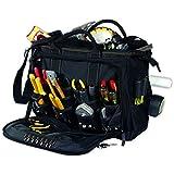 Custom LeatherCraft 1539 18 Multi-Compartment Tool Carrier
