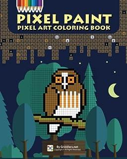 Pixel Paint Pixel Art Coloring Book Griddlers Team Elad Maor