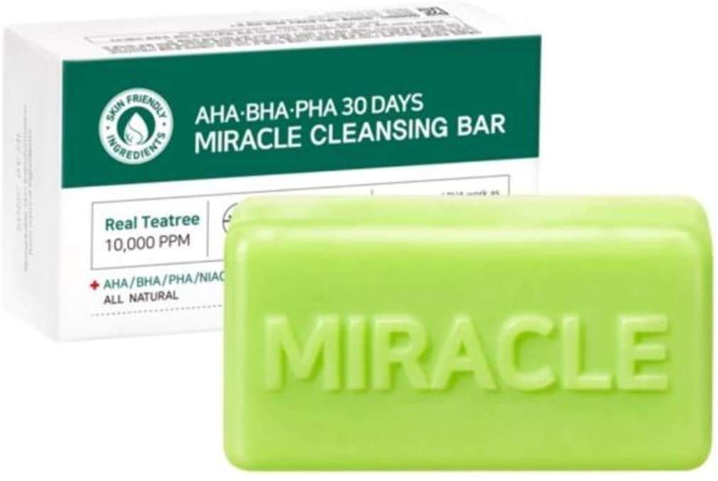 SOME BY MI Aha.Bha.Pha 30Days Miracle Cleansing Bar 106g