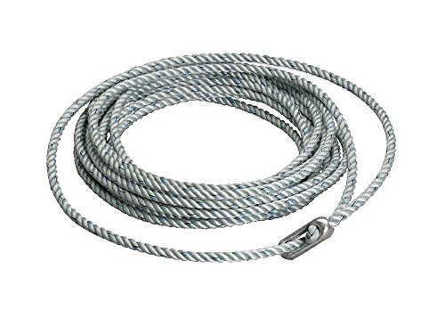 Colorado Saddlery The Silver Dot 45-Feet Lariat Rope