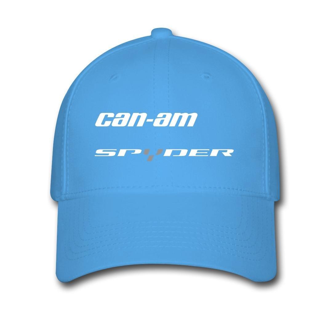 Amazon.com: JUY New Style Custom Can-Am Spyder Logo Adjustable ...