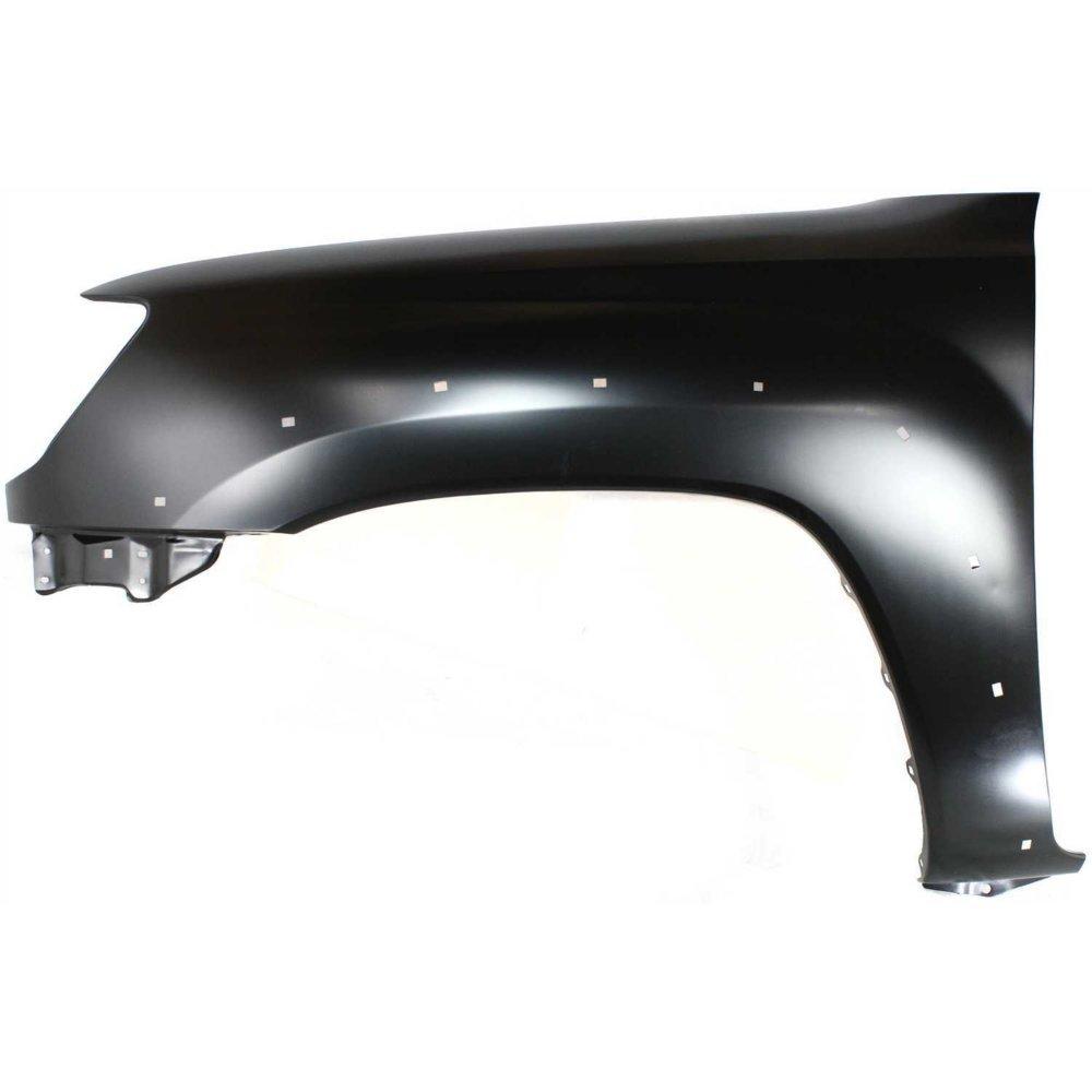 Evan-Fischer EVA16972051472 CAPA Fender Front Driver Left LH Side Steel Primered With mudguard provision