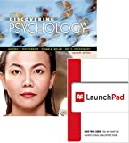 Loose-Leaf Version for Discovering Psychology and LaunchPad for Discovering Psychology (Six Month Access)