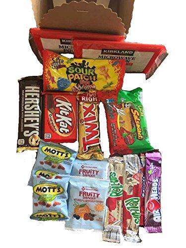 Movie Night Gift Bundle - Variety pack assorted (Nestle Variety Pack)