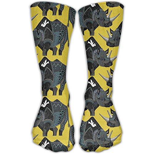 Save The Chubby Unicorns Novelty Long Socks Women & Men Athletic High Socks For Gym Hiking Running Home Stockings One - Women Hottest Chubby