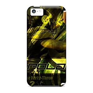 Snap-on Pittsburgh Steelers Case Cover Skin Compatible With Iphone 5c