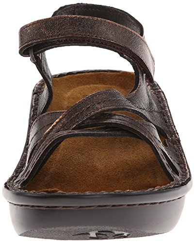 Paris Burnt NAOT Copper Women's Sandals tqPx75v