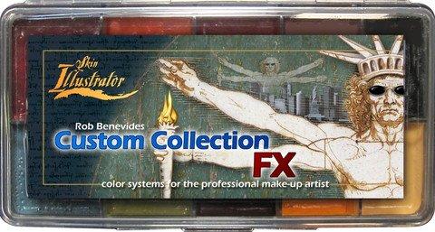 Skin Illustrator Rob Benevides Custom Collection Fleshtone Palette by Skin Illustrator (Image #2)