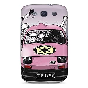 Galaxy S3 Case Cover With Shock Absorbent Protective HPADRgt5995NssZu Case