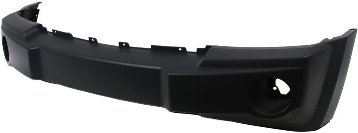 BUMPERS THAT DELIVER CH1000450 Front Bumper Cover Fascia for 2005 2006 2007 Jeep Grand Cherokee 05 06 07 Primered