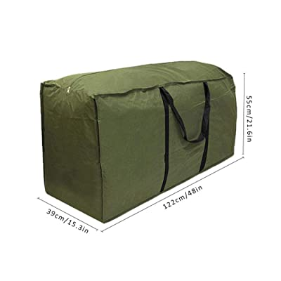 Stylishbuy Outdoor Patio Furniture Seat Cushions/Cover Storage Bag: Home & Kitchen