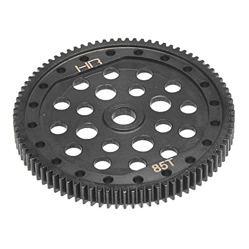 Racing Spur Gear (Hot-Racing SECT885 Super Duty Steel 48P 85T Spur Gear ECX 2WD)