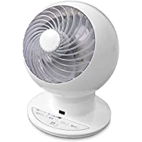 IRIS OHYAMA Circulator with Remote Control (3 Blades) PCF-SC15 (WHITE)【Japan Domestic genuine products】 【Ships from JAPAN】