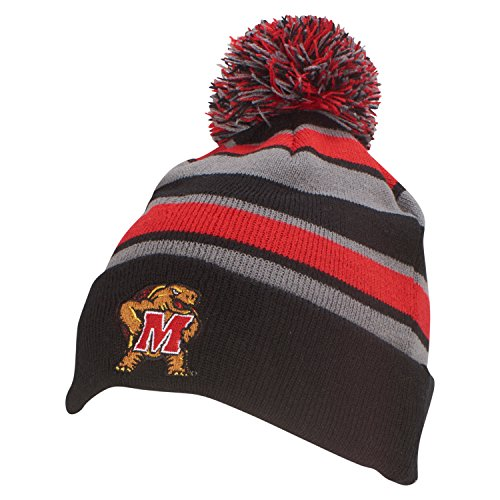 5559aef1534dc NCAA Maryland Terrapins Adult Unisex Comeback Beanie One Size