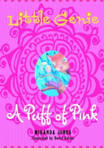 Little Genie: A Puff of Pink by Miranda Jones (2004-06-08)