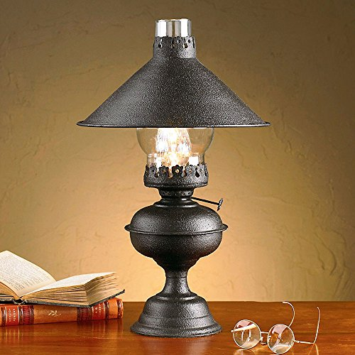 Park Designs Black Hartford Lamp with Shade