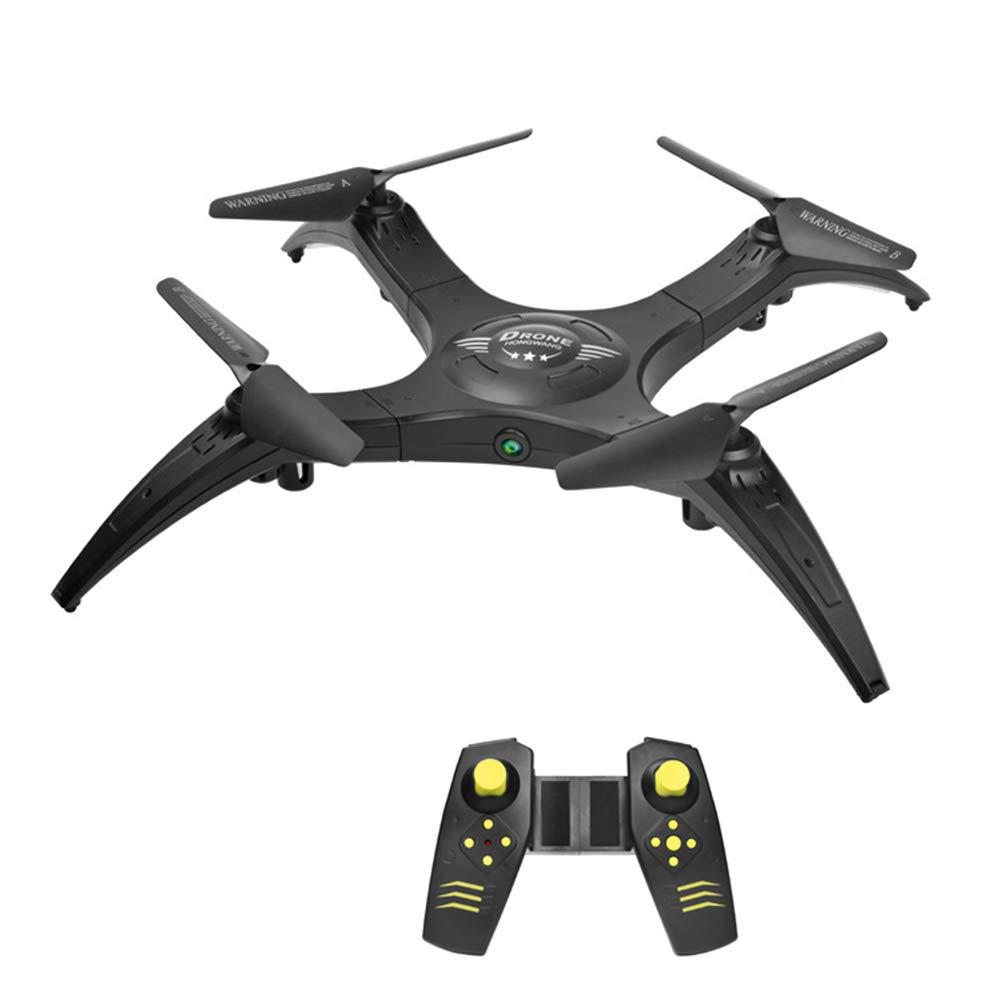 WANGKM Mini Drone, Caméra HD 720 * 480P, Facile à Utiliser, Bras Repliables, Mode sans Tête, Suivez-Moi, Maintien de l\'altitude,Une clé décoller et Atterrir