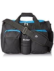 Everest Gym Bag with Wet Pocket, Royal Blue, One Size