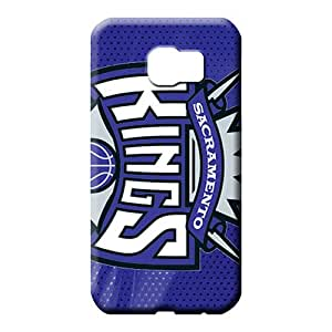 samsung galaxy s6 Abstact durable Durable phone Cases cell phone skins sacramento kings nba basketball