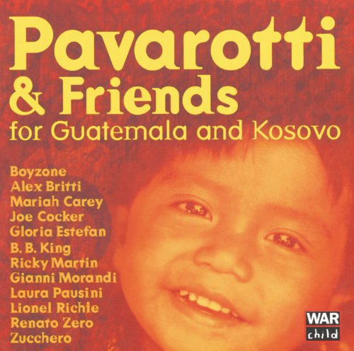 Pavarotti & Friends For The Ch...