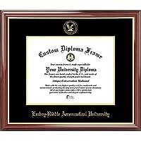 Cherry Name /& Tassel Graduation Diploma Frame Professional//Doctor Sculpted Foil Seal 16 x 16 Signature Announcements Utah-State-University Undergraduate