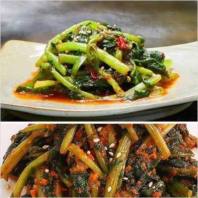 KOREAN FOOD] Young Radish Kimchi 1kg / without Cabbage