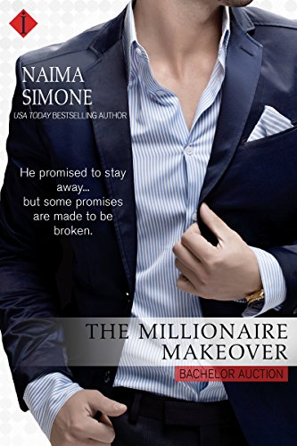 The Millionaire Makeover (Bachelor Auction) cover