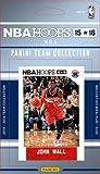 2015-16 Panini NBA Hoops Washington Wizards Team Set of 9 Cards: Bradley Beal, Jared Dudley, Alan Anderson, Nene, Marcin Gortat, Martell Webster, Otto Porter, John Wall, Kelly Oubre Jr. (Factory Sealed)