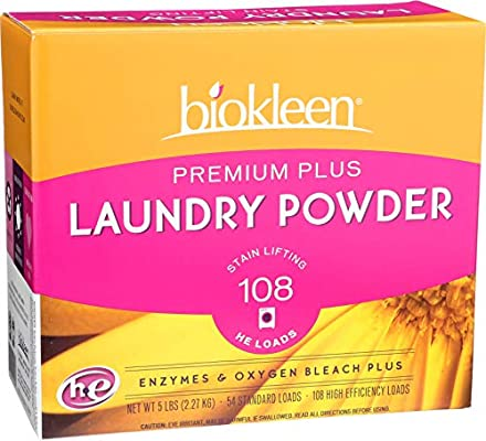 Biokleen Laundry Detergent Powder, Concentrated, Eco