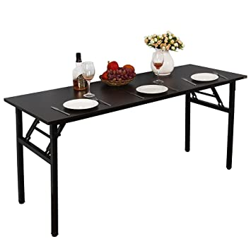 Need Computer Desk Office 63quot Folding Table With BIFMA Certification Dining