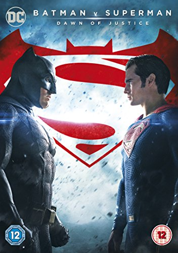 Superman Products : Batman v Superman: Dawn of Justice [Includes Digital Download] [DVD] [2016] [DVD] [2016]