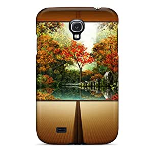 Galaxy S4 Case Cover With Shock Absorbent Protective MbgZdTw3077hIljk Case