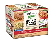 Nutrisystem® 5 Day Weight Loss Kit, TURBO Protein Powered Classic