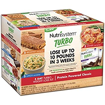 Amazon Com Nutrisystem Jumpstart Your Weight Loss 5 Day