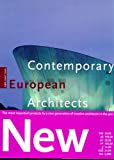 Contemporary European Architects, Philip Jodidio, 3822874329