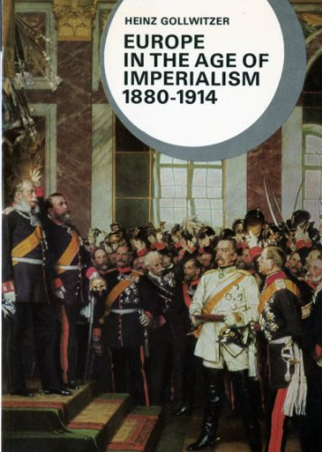 Europe in the Age of Imperialism, 1880-1914 (Library of...