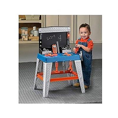 Kids Toddler Tool Kit Bench Set: Toys & Games