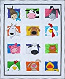 Amy Bradley Designs ABD258 Animal Whimsy