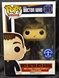 Funko Pop Doctor Who Television Ninth 9th Doctor with Banana Hot Topic Exclusive