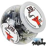 BULK Dime Bag Skateboard Hardware 7/8'' Phillips Black 50 Sets Shop Display Case