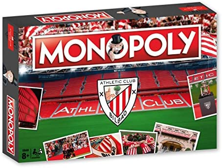 Athletic Club Bilbao Monopoly Athlétic Club (81120), Multicolor, Ninguna (Eleven Force: Amazon.es: Juguetes y juegos