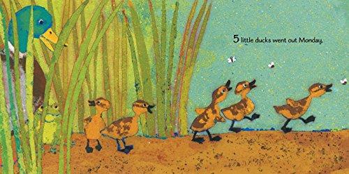 5 Little Ducks by Beach Lane Books (Image #1)